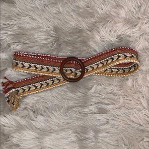 Zara Aztec belt